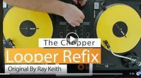 Drum & Bass DJ Looper Routine