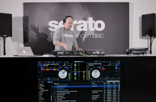 Serato In The Mix